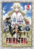 FAIRY TAIL -3rd Season- Vol.5
