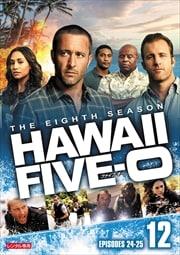 Hawaii Five-0 シーズン8 Vol.12