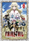 FAIRY TAIL -3rd Season- Vol.6