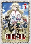 FAIRY TAIL -3rd Season- Vol.7