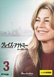 グレイズ・アナトミー シーズン15 Vol.3