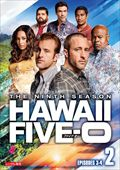 Hawaii Five-0 シーズン9 Vol.2