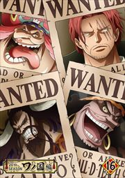 ONE PIECE ワンピース 20thシーズン ワノ国編 R-16