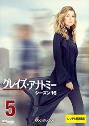 グレイズ・アナトミー シーズン16 Vol.5