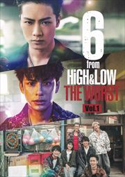 6 from HiGH&LOW THE WORST Vol.1