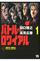 バトル・ロワイアル 1〜15巻<全巻>